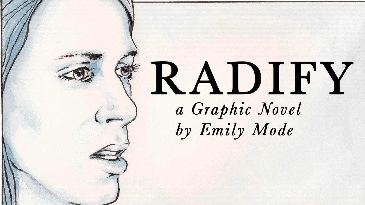 RADIFY the Graphic Novel