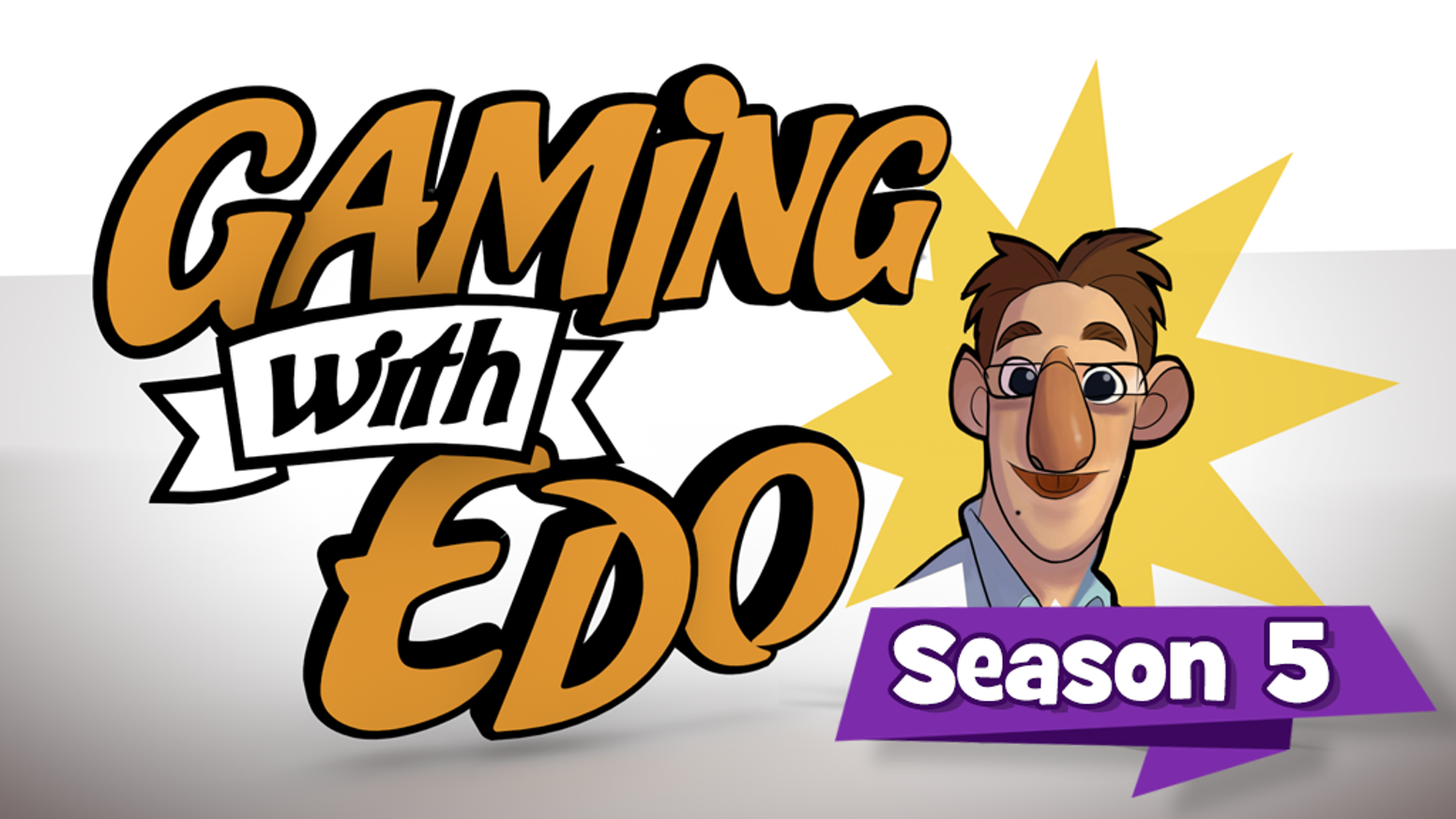 Help make Season 5 of Gaming with Edo better than ever!