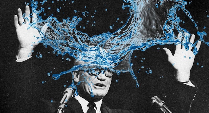 Trump's acute case of Malignant Narcissism has poured cold water on the Goldwater Rule