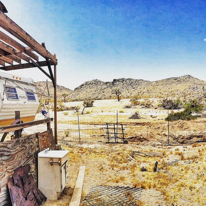 Caravan, Yucca Mesa