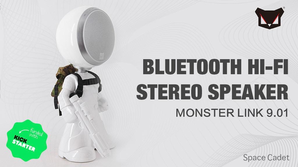 9.01 BLUETOOTH HI-FI STEREO SPEAKER