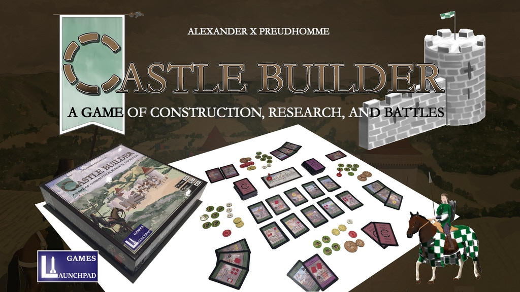 Castle Builder project video thumbnail