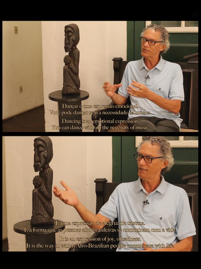 Cacau Nascimento - Historian. Cachoeira, Bahia