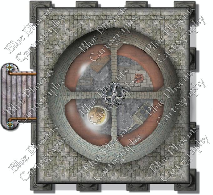 temple preset