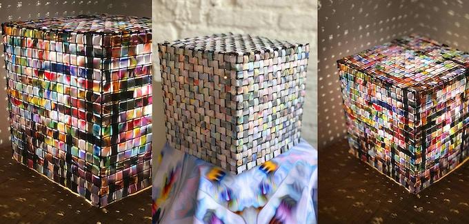 Bikuba Cube Prototype