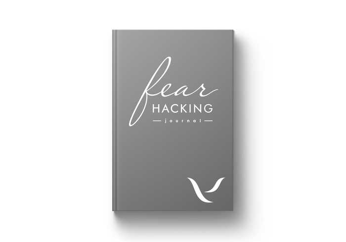 The world's ONLY journal to hack your fears, accomplish your goals and focus on what matters. The last journal you will ever need.