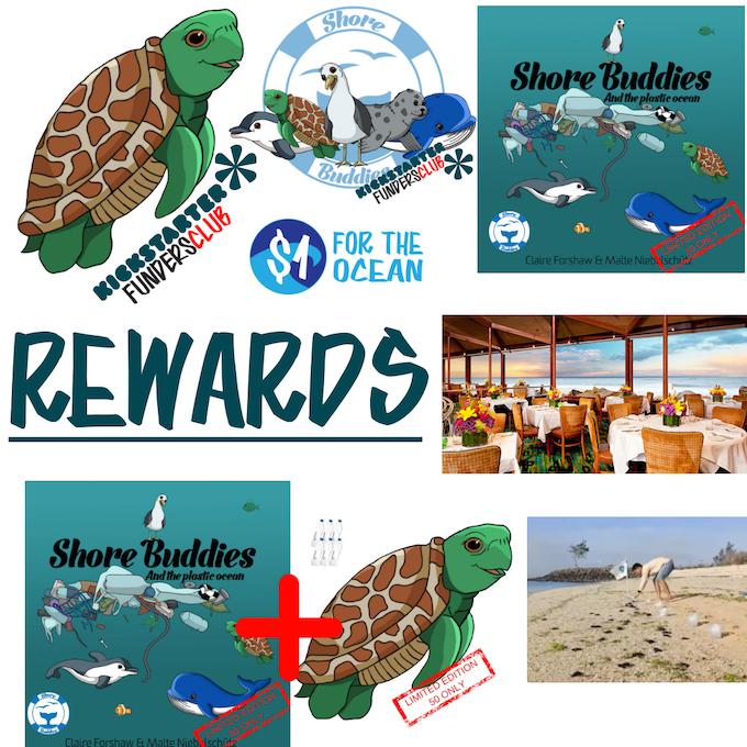 *Rewards are KICKSTARTER exclusive