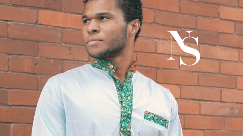 NaSo: Contemporary Clothing that Empowers Africa project video thumbnail
