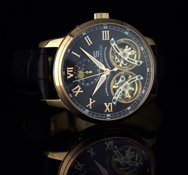 SOVRYGN - The New Era of Luxury Watches by SOVRYGN Watches