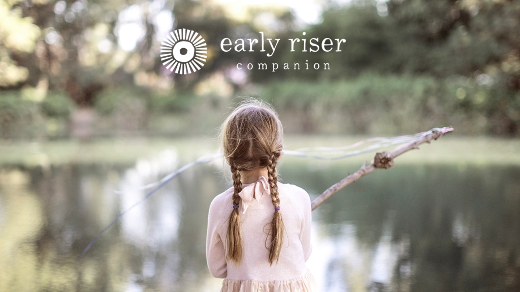 Early Riser Companion - A one-of-a-kind family resource book project video thumbnail