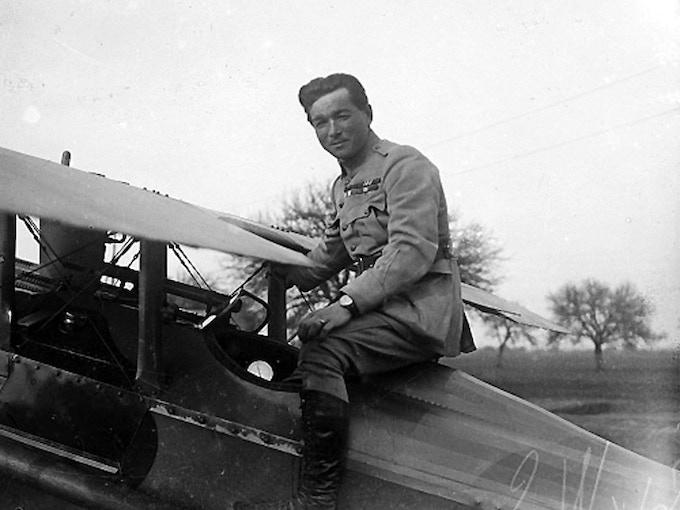 """""""As des As"""", French Aviateur René FONCK"""