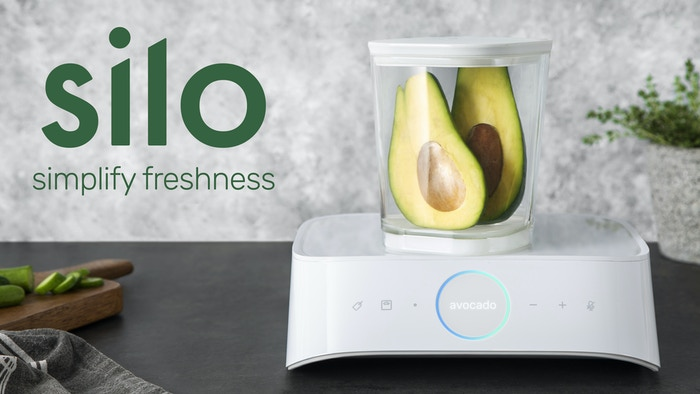 Your new countertop staple. Lock in freshness and throw out less food. A smart base and patented containers system to deep-vacuum and seal food. Plus built-in Alexa to manage inventory.