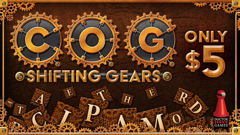 COG: Shifting Gears project video thumbnail