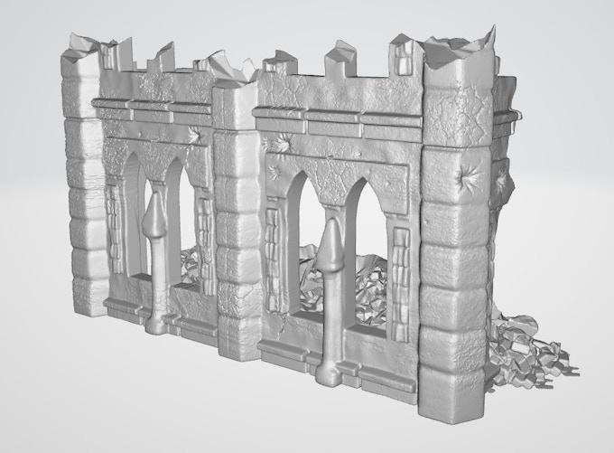 gothik ruin