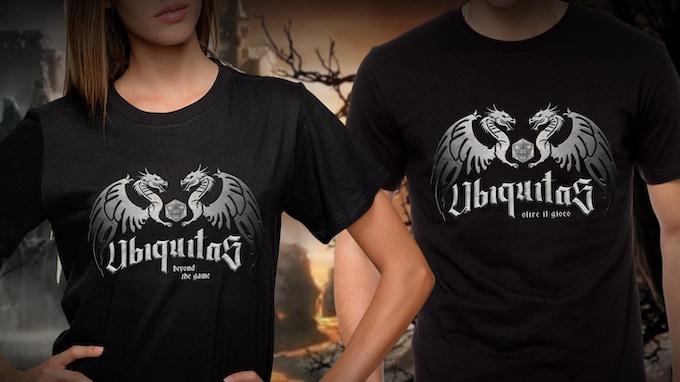 Ubiquitas T-Shirt