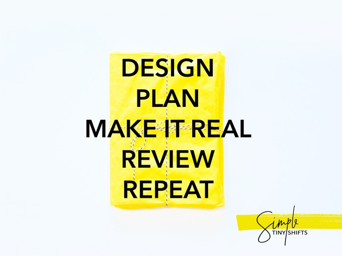STS Planner recreates the planning experience by using the same mindset of a designer