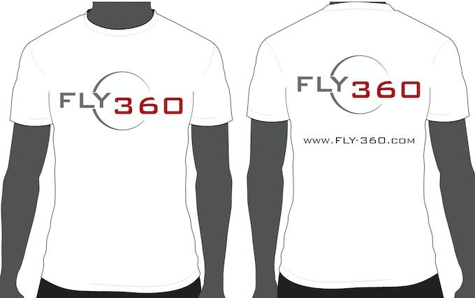 Fly-360 T-shirt