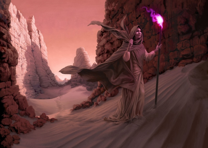 The Quest of Flame, by Amanda Sharpe