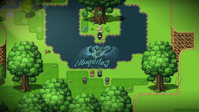 Ubiquitas RPG game alfa version