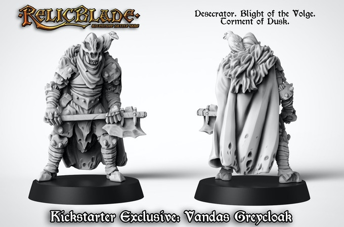 Included in Adventurer Pledge and Above. Available as an Add-On during this campaign only.