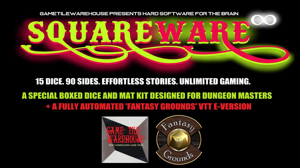 SquareWare: RPG Tools for Sparking the Creative Brain project video thumbnail