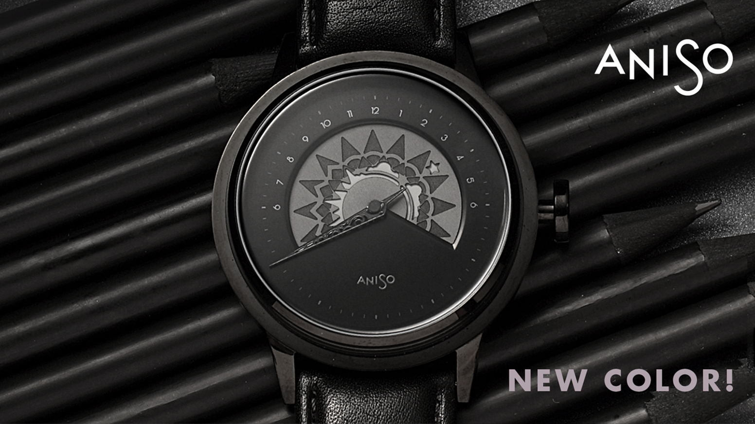 A watch inspired by our fascination with time, space, and moment in life.