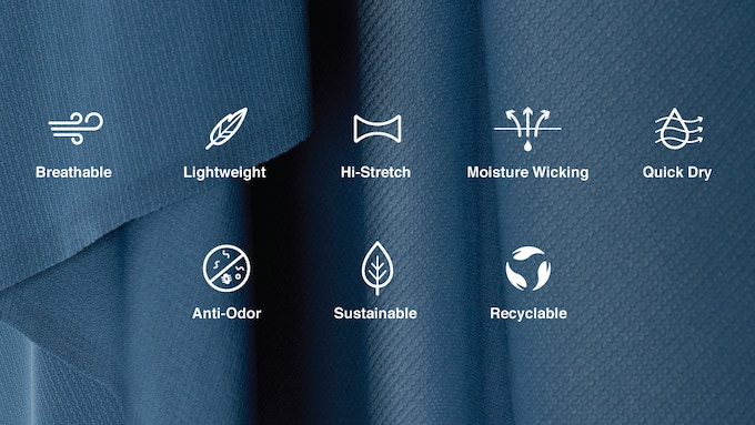 Fabric Features (more details can be found in the 'Development' section below)