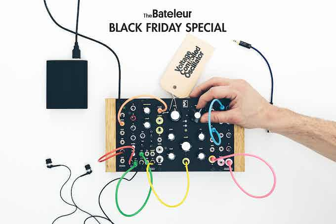 Black Friday Exclusive. TheBateleur, 42hp System.