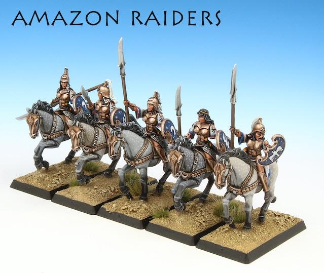 Amazon Raiders