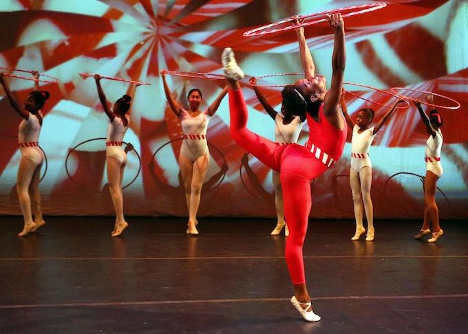 Brooklyn Ballet Youth Ensemble