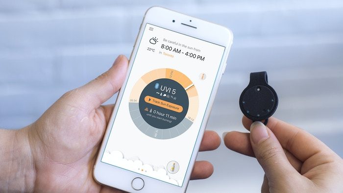 Manage your sun exposure and vitamin D intake and enjoy the sun without worry.  2nd generation device based on the feedback of 100,000 users.