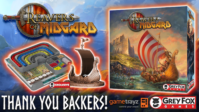 A single worker placement, dice placement game set in the Champions of Midgard universe.