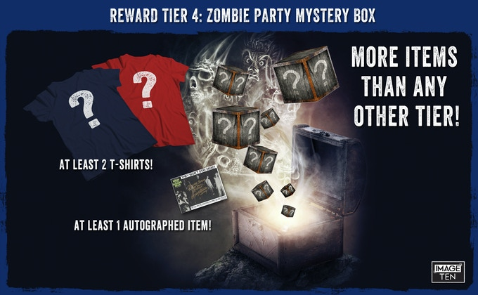 LIMITED number left of these mystery boxes