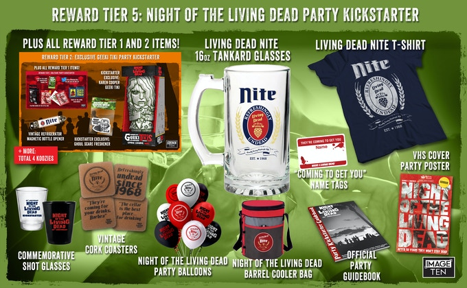 FULL NTLD Party KickStarter - everything you need to kick start a NTLD party!