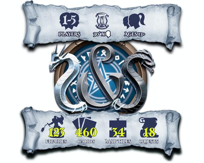Legendary Hero pledge level - Reward Summary (without Add-ons)