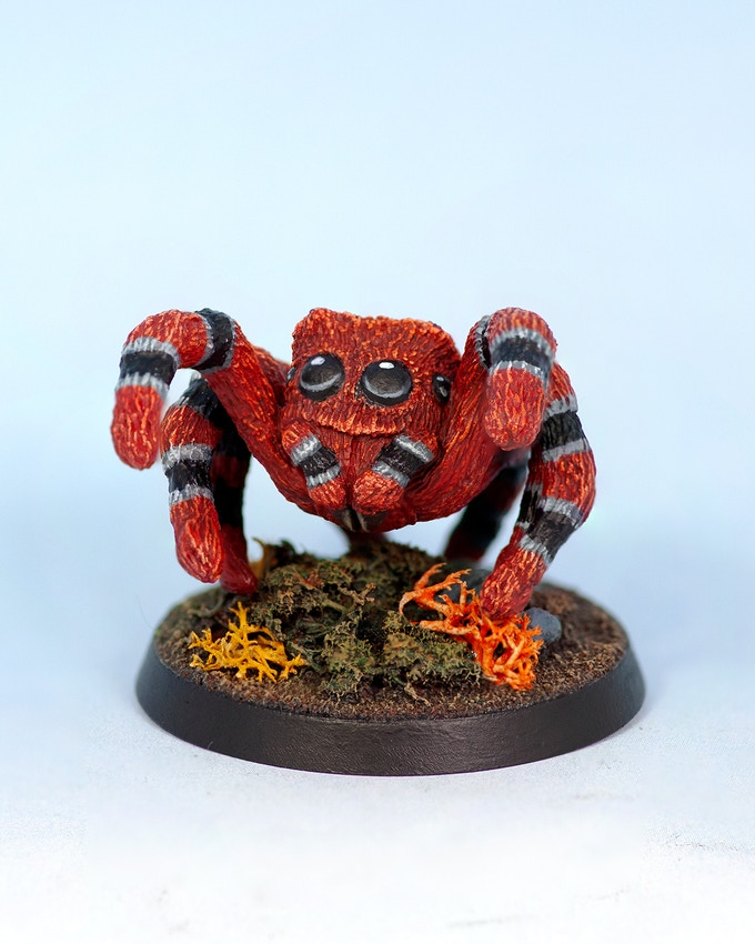 Big Spider Red