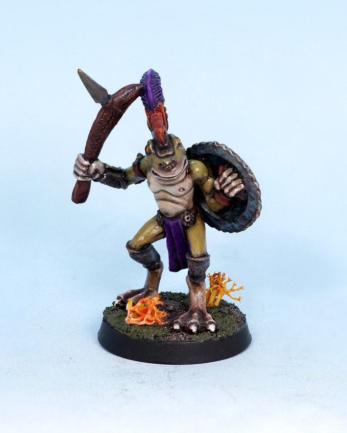 Bawzhoxx the Sheildbearer - B