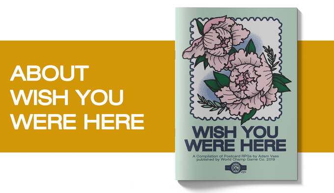 About Wish You Were Here
