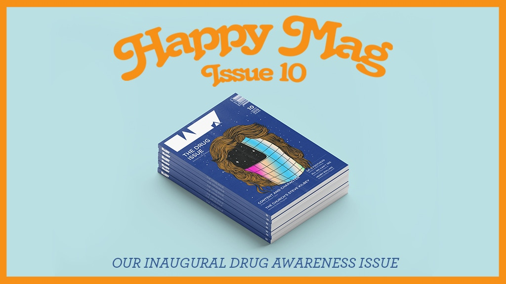 Happy Mag: ISSUE 10 FUNDRAISER project video thumbnail