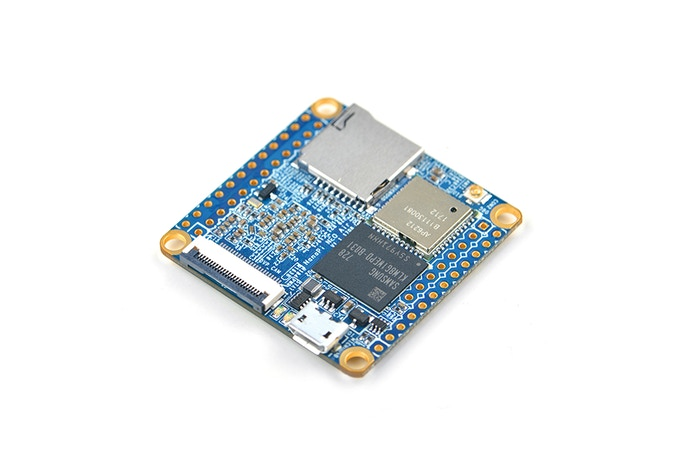 NanoPi Air - The brains of the Discovery satellite.