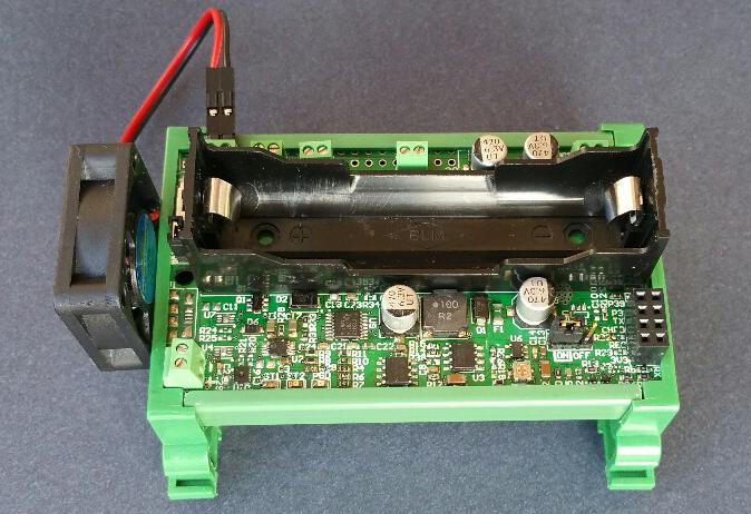 Pi18650 Smart UPS With FAN