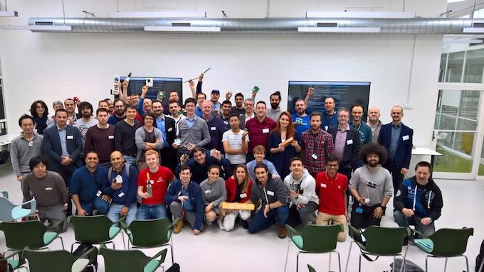 PocketQube Workshop Attendees, March, 2018 in Delft, Netherlands.