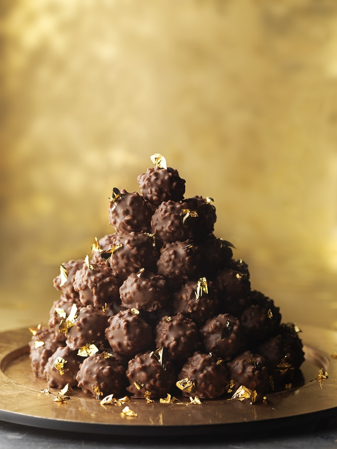 Hazelnut Rochers