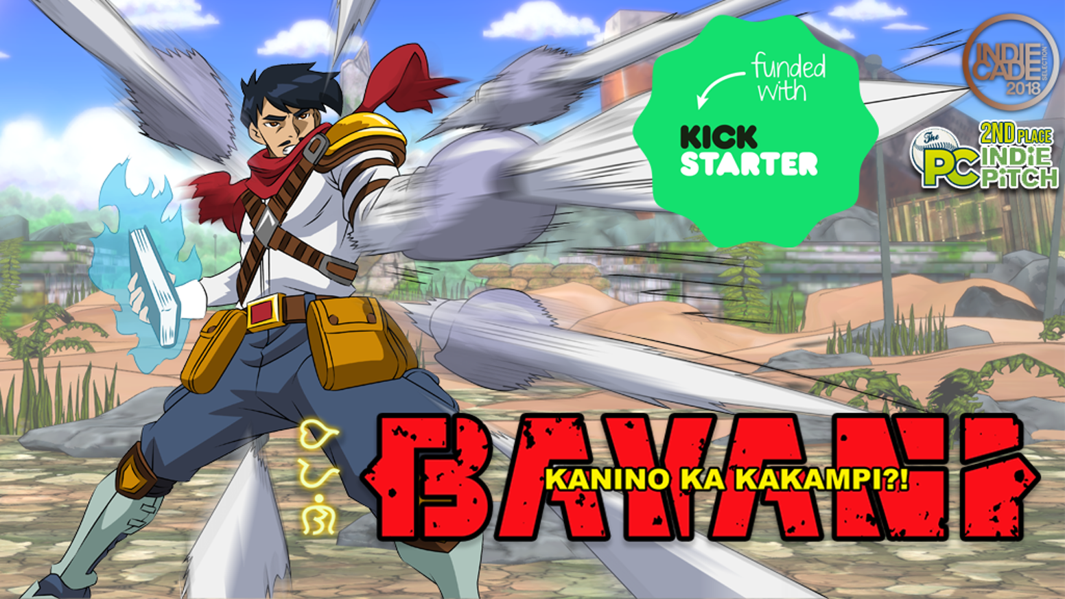 BAYANI is the first fighting game that is heavily inspired by the Philippines' rich history, culture, and mythology.