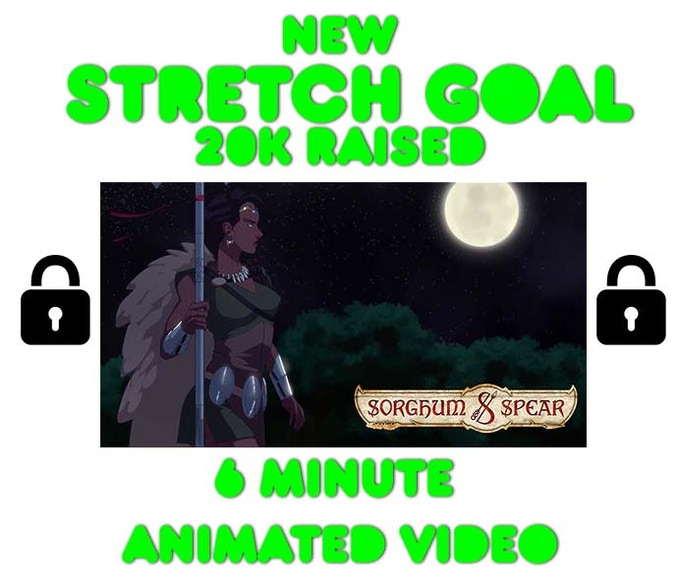 Stretch Goal #2 is up next!