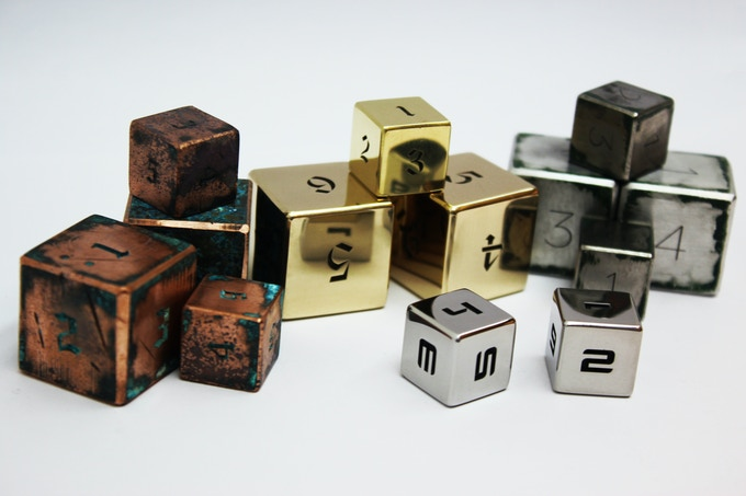 COMBO DICES!