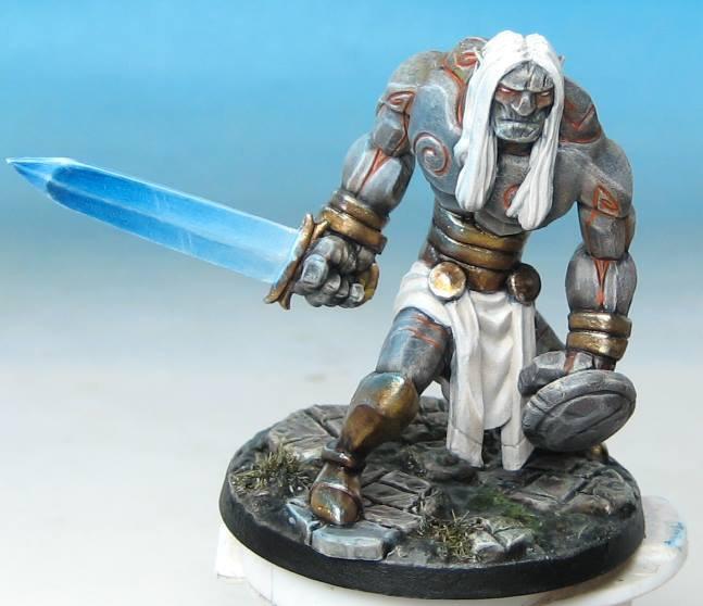 Stonekin Battleborn by Mads