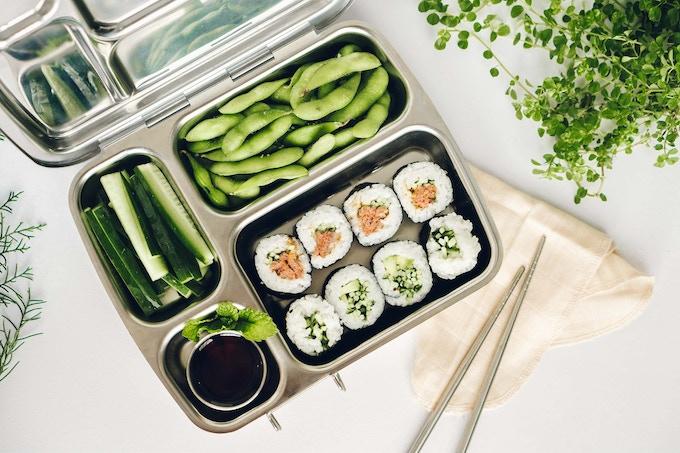 Take away sushi? Why not!
