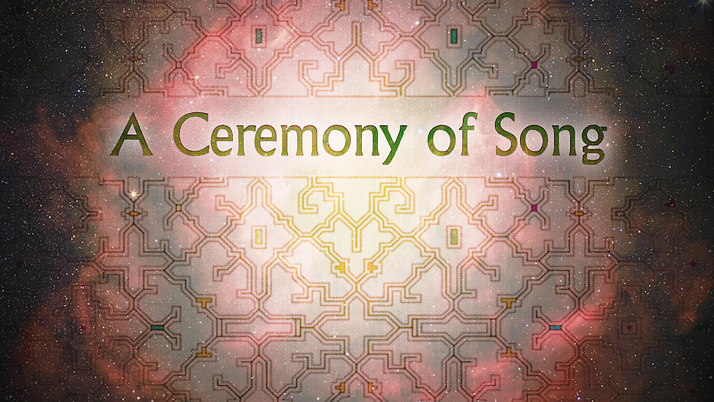 A Ceremony of Song project video thumbnail