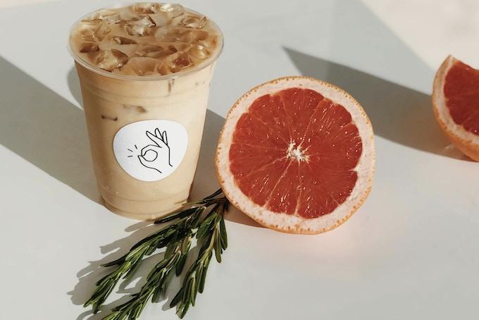 Seasonal Iced Latte